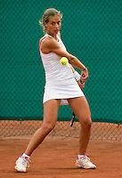 18-08-10, Tennis, Amstelveen, NTK, Nationale Tennis Kampioenschappen,  Paula de Man