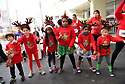 The Downtown Development District holds its annual Reindeer Run and Romp on Canal Street