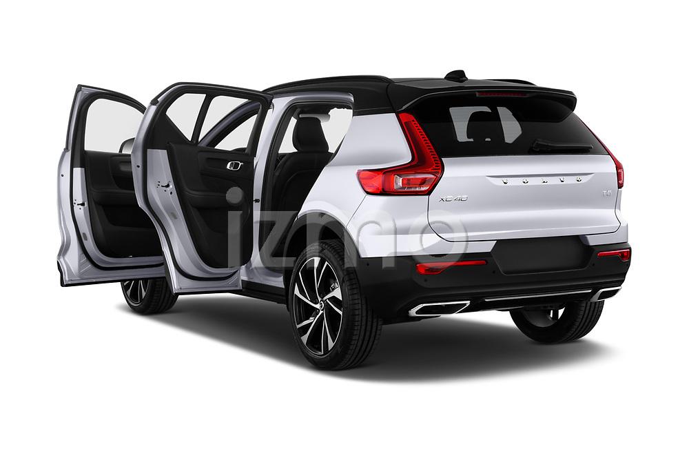 Car images of 2019 Volvo XC40 R-Design 5 Door SUV Doors