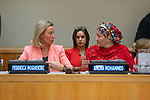 EU-UN Spotlight Initiative high-level event at UNGA for the launch of the Latin America Regional Programme