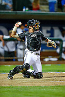 Pioneer League All-Star Ryan January (29) of the Missoula Osprey during the game against the Northwest League All-Stars at the 2nd Annual Northwest League-Pioneer League All-Star Game at Lindquist Field on August 2, 2016 in Ogden, Utah.The Northwest League defeated the Pioneer League 11-5.  (Stephen Smith/Four Seam Images)