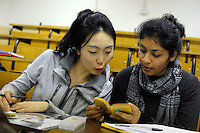 Corso di lingua italiana per stranieri.<br /> Italian language course for foreigners.Upter - Roma.