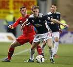 Fraser Aird and Liam Dick
