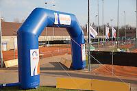 March 15, 2015, Netherlands, Rotterdam, TC Victoria, NOJK, Welcome<br /> Photo: Tennisimages/Henk Koster