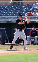 Jake Bauers - Cleveland Indians 2021 spring training (Bill Mitchell)