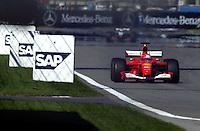 Michael Schumacher (#1 Ferrari)