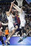 20150205. Euroleague 2014/2015. Real Madrid v FC Barcelona.