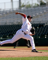 Clay Buchholz / Scottsdale Scorpions 2008 Arizona Fall League..Photo by:  Bill Mitchell/Four Seam Images