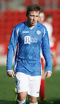 St Johnstone FC....Season 2015-16<br /> Connor McLaren<br /> Picture by Graeme Hart.<br /> Copyright Perthshire Picture Agency<br /> Tel: 01738 623350  Mobile: 07990 594431