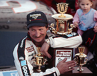Images of Earnhardt's career by Brian Cleary