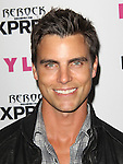Colin Egglesfield at the NYLON + EXPRESS AUGUST DENIM ISSUE PARTY held at The London in West Hollywood, California on August 10,2010                                                                               © 2010 Debbie VanStory / Hollywood Press Agency