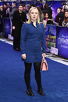 "Alexa Davies<br /> arriving for the ""Onward"" premiere at the Curzon Mayfair, London.<br /> <br /> ©Ash Knotek  D3556 23/02/2020"