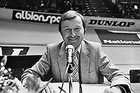 1981, ABN WTT, Speaker Wout Dijkhuizen