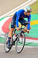 IMOLA, ITALIA - SEPTEMBER 25 : GANNA Filippo (ITA) during the Men Elite Individual Time Trial at the UCI 2020 Road World Championships cycling race in Emilia Romagna Imola, Italia, 25/09/2020 <br /> Imola 25/09/2020 <br /> Campionati Mondiali Ciclismo 2020 <br /> Cronometro <br /> Photo Vincent Kalut/Photonews/Panoramic/Insidefoto <br /> ITALY ONLY