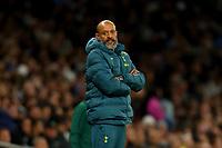 30th September 2021; Tottenham Hotspur Stadium. Tottenham, London, England; UEFA Conference League football, Tottenham v NS Mura: Tottenham Hotspur Manager Nuno Espírito Santo