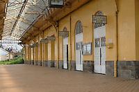 Addis Abeba, la stazione, the station