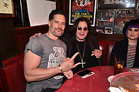 "HOLLYWOOD - FEBRUARY 20: Joe Manganiello attends Ozzy Osbourne global tattoo and album listening party to celebrate his new album ""Ordinary Man"" on February 20, 2020 in Hollywood, California. (Photo by Lionel Hahn/Epic Records/PictureGroup)"