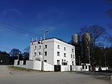 Das Gebäude der Nato-Denkfabrik StratCom in Riga