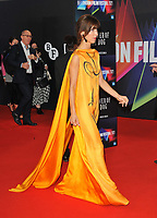 """Sophie Hunter at the 65th BFI London Film Festival """"The Power Of The Dog"""" American Express gala, Royal Festival Hall, Belvedere Road, on Monday 11th October 2021, in London, England, UK. <br /> CAP/CAN<br /> ©CAN/Capital Pictures"""