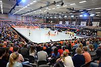 KORFBAL: HEERENVEEN: 21-10-2018, EK Korfbal, Finale, Nederland - Duitsland, uitslag 21-8, ©foto Martin de Jong