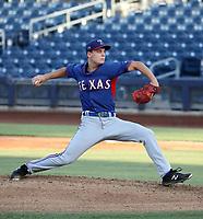 Kai Wynyard - 2021 Arizona League Rangers (Bill Mitchell)