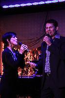 10-30-11 Colleen Zenk - Still Sassy with  Trent Dawson - Feinsteins - Eileen Fulton & Linda Dano