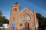 Broddick Parish Church on the Isle of Arran, Scotland