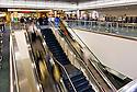 Fort Lauderdale International Airport escalator.