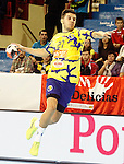 Bosnia Herzegovina's Tomislav Nuic during 2018 Men's European Championship Qualification 2 match. November 2,2016. (ALTERPHOTOS/Acero)