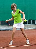 11-08-10, Hillegom, Tennis,  NJK 12 tm 18 jaar,  Elise Moeyes