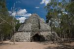 Mayan ruins at Coba, Mexico