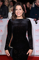 Jasmine Armfield<br /> arriving for the National Television Awards 2018 at the O2 Arena, Greenwich, London<br /> <br /> <br /> ©Ash Knotek  D3371  23/01/2018