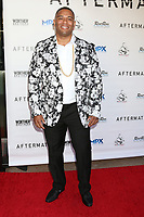LOS ANGELES - AUG 3:  Freddie Basnight at the Aftermath Premiere at the Landmark Theater on August 3, 2021 in Westwood, CA