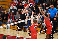 Stanford Volleyball M vs Ohio State, January 12, 2019
