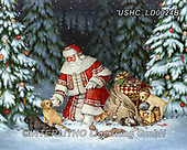 Liz,CHRISTMAS SANTA, SNOWMAN, WEIHNACHTSMÄNNER, SCHNEEMÄNNER, PAPÁ NOEL, MUÑECOS DE NIEVE, paintings+++++,USHCLD0024B,#x#