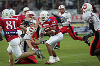 Jabari Johnson (Runningback Braunschweig Lions)