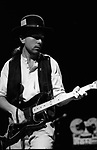 The Edge, U2. 1987 Hartford, Conneticut