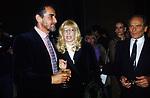 VITTORIO GASSMAN, MONICA VITTI E PIERRE CARDIN- PREMIO THE BEST PALAZZO PECCI BLUNT -  ROMA 1979