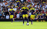 Pictured: Michu (C).<br /> Sunday 01 September 2013<br /> Re: Barclay's Premier League, West Bromwich Albion v Swansea City FC at The Hawthorns, Birmingham, UK.