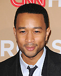 John Legend at The CNN Heroes: An All-star Tribute held at The Shrine Auditorium in Los Angeles, California on November 20,2010                                                                               © 2010 Hollywood Press Agency