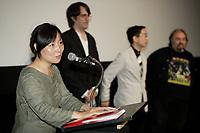 Montreal (qc) Canada - June 2010 - Mi-Jeong Lee at Fantasia 2010 Press Conference