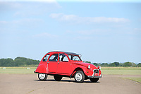 Immaculate Citroen 2CV which was one of the last ever produced has sold for almost £21K