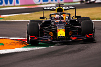 10th September, September 2021; Nationale di Monza, Monza, Italy; FIA Formula 1 Grand Prix of Italy, Free practise and qualifying for sprint race:  33 Max Verstappen NED, Red Bull Racing, F1 Grand Prix of Italy at Autodromo Nazionale Monza on September 10, 2021 in Monza, Italy. Photo by HOCH ZWEI Monza Italy *** 33 Max Verstappen NED, Red Bull Racing , F1 Grand Prix of Italy at Autodromo Nazionale Monza on September 10, 2021 in Monza, Italy Photo by HOCH ZWEI Monza Italy
