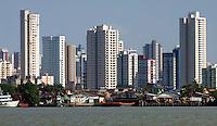 Belém do rio Guamá e região das ilhas.<br /> Belém, Pará, Brasil<br /> Foto Paulo Santos<br /> 23/12/2012
