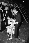 Drunk at the Berkeley Square Ball, London 1981