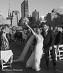 New York Rooftop, Loft Wedding