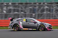 2020 British Touring Car Championship Media day. #66 Josh Cook. BTC Racing. Honda Civic Type R.