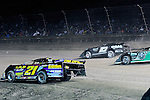 Sep 12, 2010; 12:25:51 AM; Rossburg, OH., USA; The 40th annual running of the World 100 Dirt Late Models racing for the Globe trophy at the Eldora Speedway.  Mandatory Credit: (thesportswire.net)