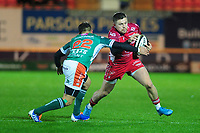 2019 11 09 Scarlets V Benetton Rugby at the Parc Y Scarlets in Llanelli, Wales, UK.