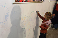 """PUBLIC DISPLAY Presents """"Streetscapes"""" By Rad Roubeni With Live Art By Hash Halper"""